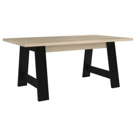 Parisot Maxwell Dining Table - Sonoma Oak