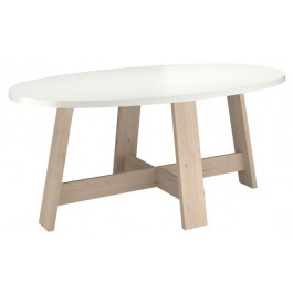 Parisot Tessa Oval Dining Table