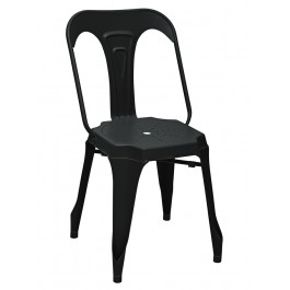 Parisot Industrielle Chair - Set of 2 - Black