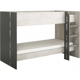 Parisot Fabric Bunk Bed