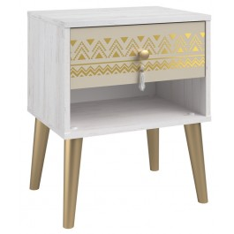 Parisot Elysia Bedside Table