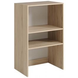 Parisot Easy Dress Wide Shelf Unit Dakota Oak