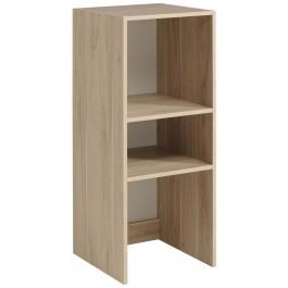 Parisot Easy Dress Narrow Shelf Unit Dakota Oak