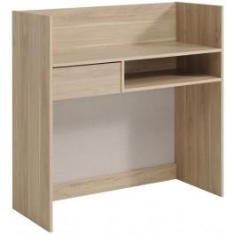 Parisot Easy Dress Desk Unit - Dakota Oak
