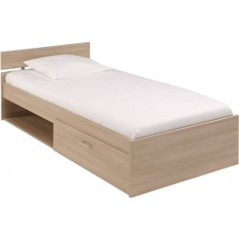 Parisot Infinity Single Bed With 1 Storage Drawer