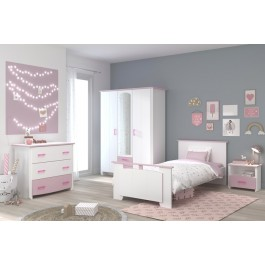 Parisot Biotiful Bedroom Furniture Set 2