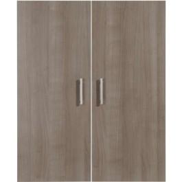 Parisot Sophia cupboard doors in Silver Walnut