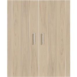Parisot Sophia cupboard doors in Dakota Oak