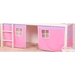 Thuka Pink & Lilac Bed Tent