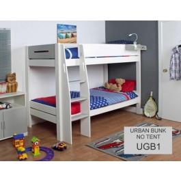 Kids Avenue Urban Grey Bunkbed