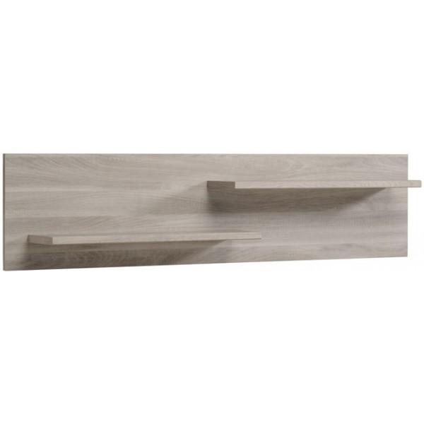 Parisot Warren Wall Shelf - Flint Oak