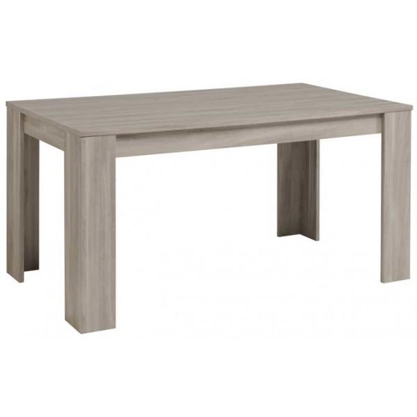 Parisot Warren Dining Table - Flint Oak