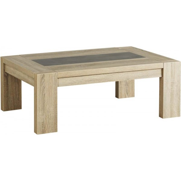 Parisot Mathis rectangle coffee table