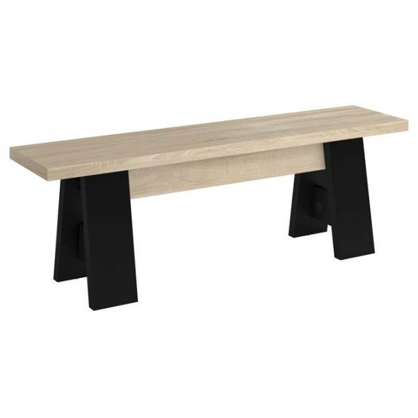 Parisot Maxwell Bench - Jackson Oak