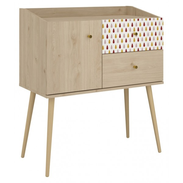 Parisot Anna Bedroom Cabinet