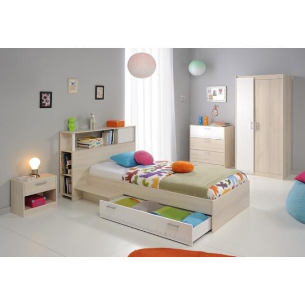 Parisot Charly Bedroom Furniture Set