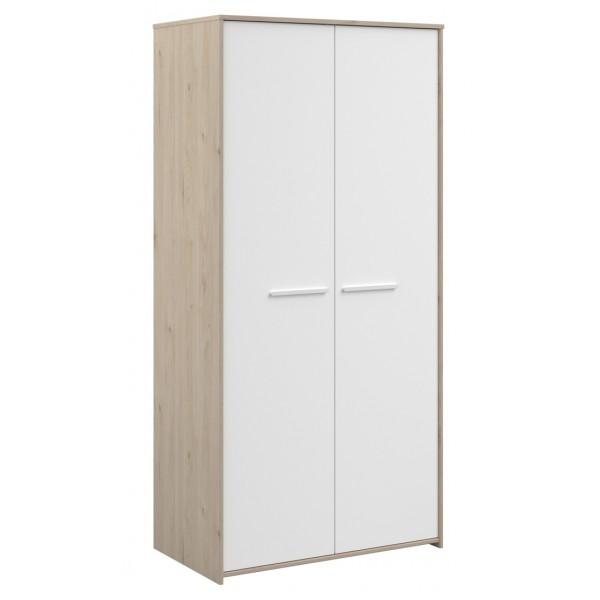 Parisot Finland 2 Door Wardrobe