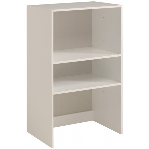 Parisot Easy Dress Wide Shelf Unit White