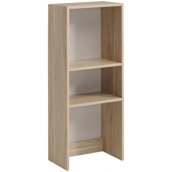 Parisot Easy Dress Narrow Shallow Shelf Unit - Dakota Oak