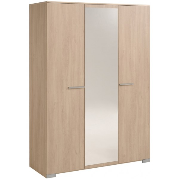 Parisot Ekko 3 Door Wardrobe