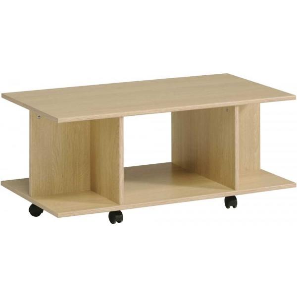 Parisot Infinity table in baltic oak