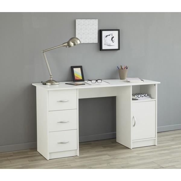 Parisot Buster Desk - White