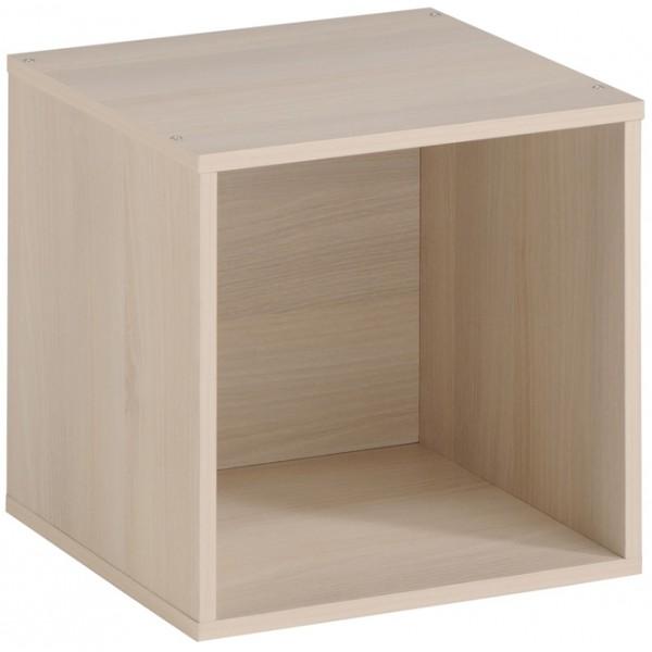 Parisot Kubikub 1 Cube Box - Acacia