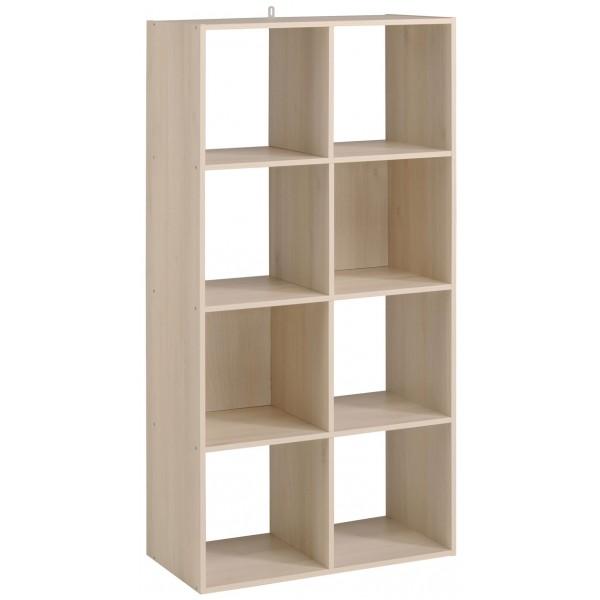 Parisot Kubikub 8 Cube Unit - Acacia