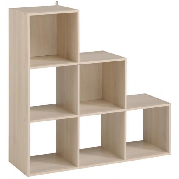 Parisot Kubikub 6 Cube Tier - Acacia