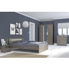 Parisot Evo 2 Bedroom Furniture Set