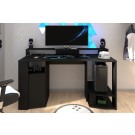 Black Parisot Gaming SetUp Desk