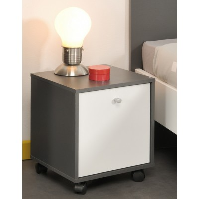 Parisot Kubikub Grey Cube with Door - SPECIAL OFFER