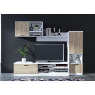Trasman Large TV Entertainment Unit - UK STOCKED