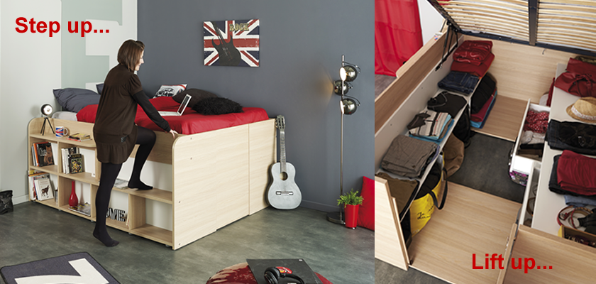 amazing fall in love with your bedroom again with last meubles parisot. Black Bedroom Furniture Sets. Home Design Ideas