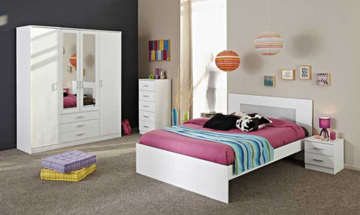 Parisot Bedroom Set